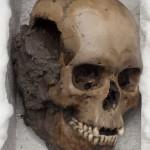 50 cráneos desenterrados en templo azteca 2
