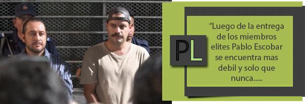 Pablo Escobar Capitulo 111