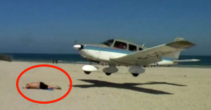 avion playa